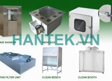 Lọc khí cho phòng sạch