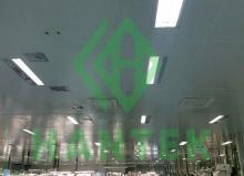 Thiết bị phòng sạch cho ngành sản xuất điện tử