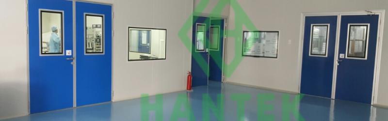 Cung cấp thiết bị phòng sạch cho nhà máy chế biến thực phẩm